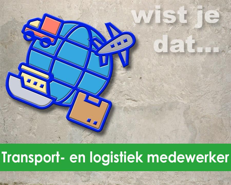 Wistjedat transportenlogistiekmedewerker