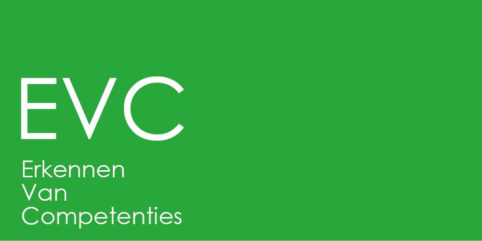 EVC rechthoek groen