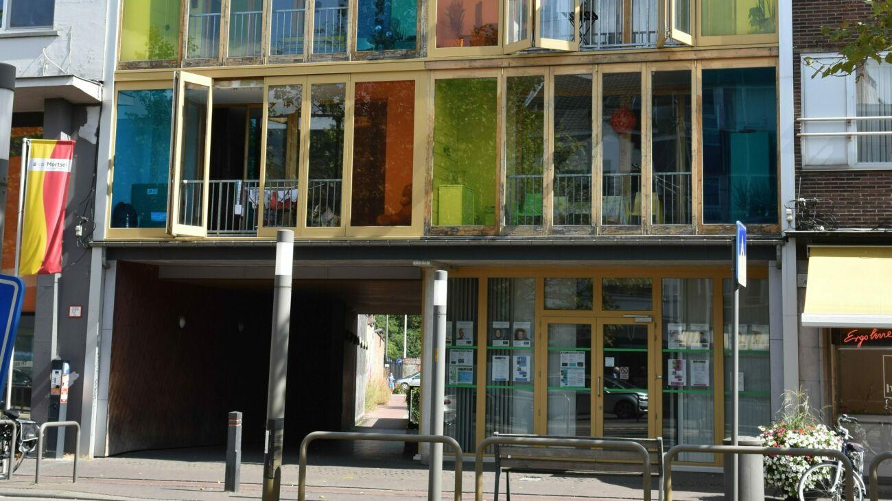 Mortsel Antwerpsestraat