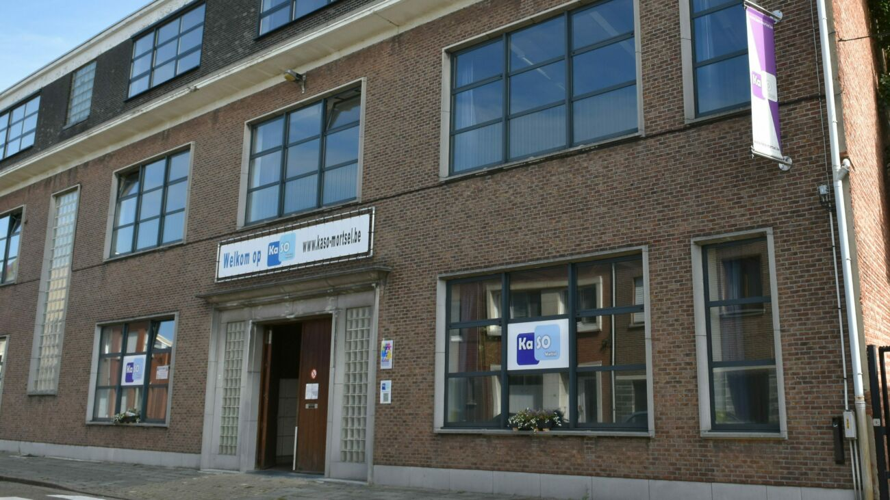 Mortsel Eduard Arsenstraat
