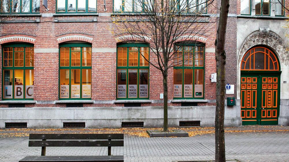 Sint Niklaas campus kroonmolenstraat