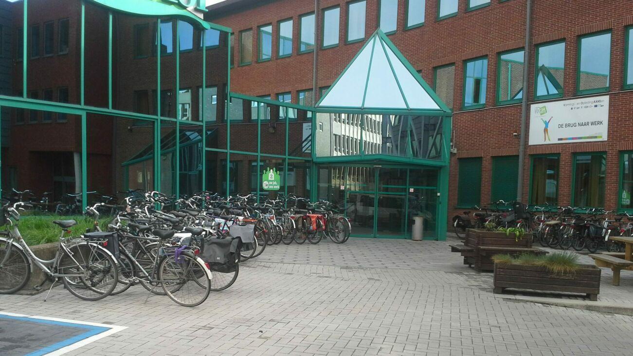 Sint Niklaas campus den hof